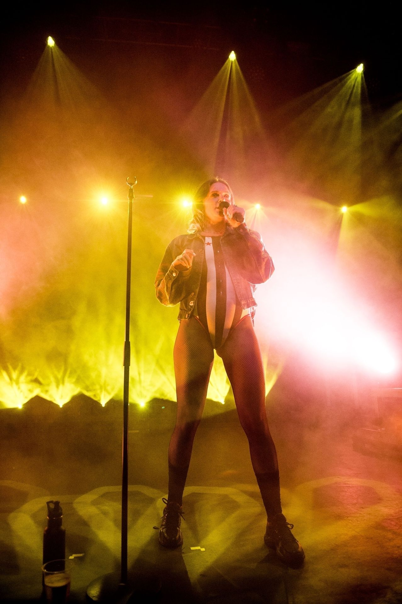 Tove Lo Is In Concert Performing Live At O2 Forum Kentish Town In London 0062