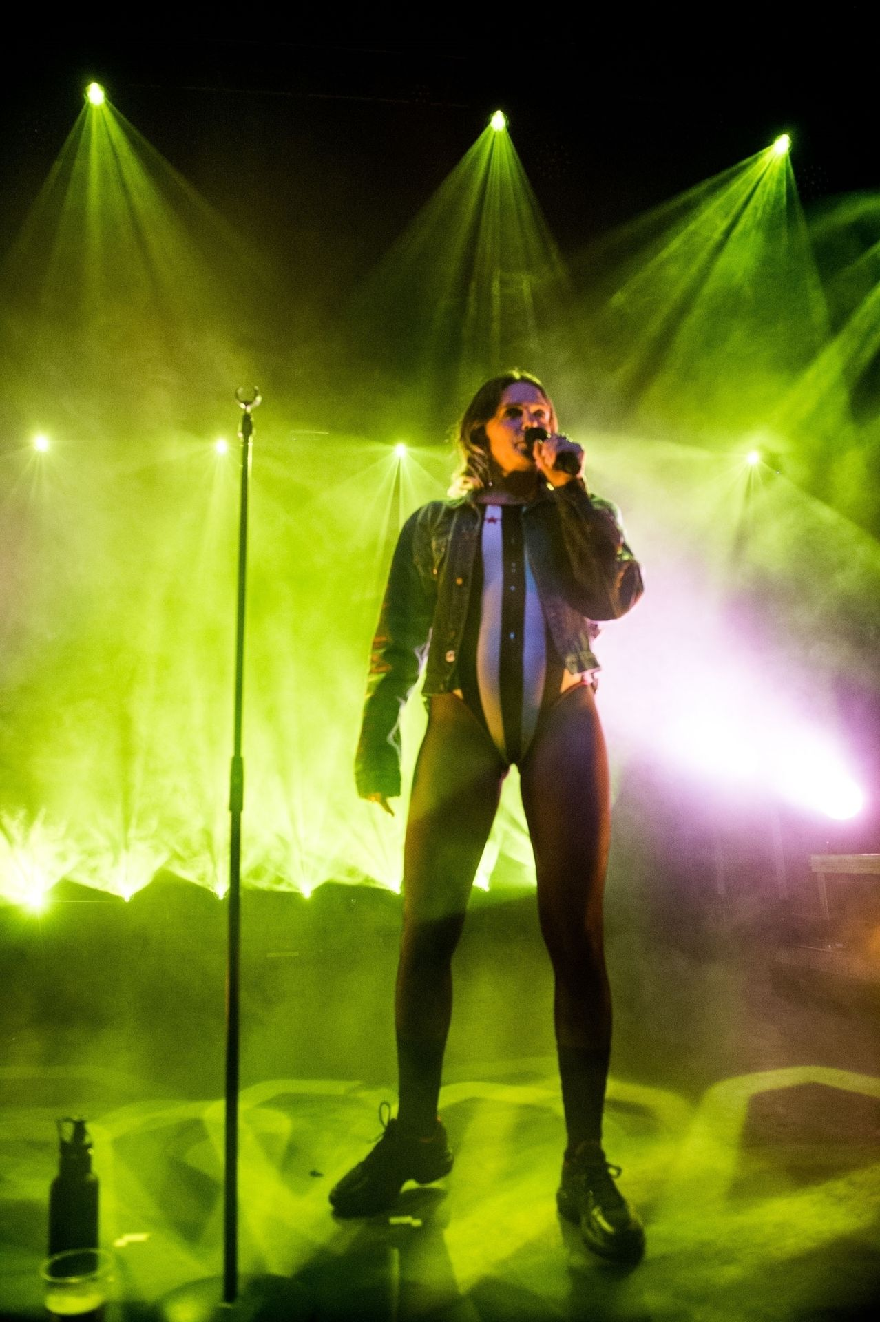 Tove Lo Is In Concert Performing Live At O2 Forum Kentish Town In London 0063