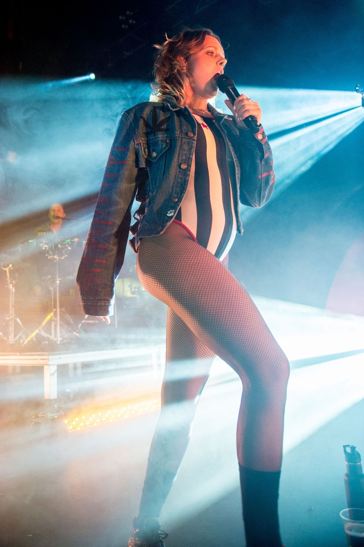 Tove Lo Is In Concert Performing Live At O2 Forum Kentish Town In London 0064