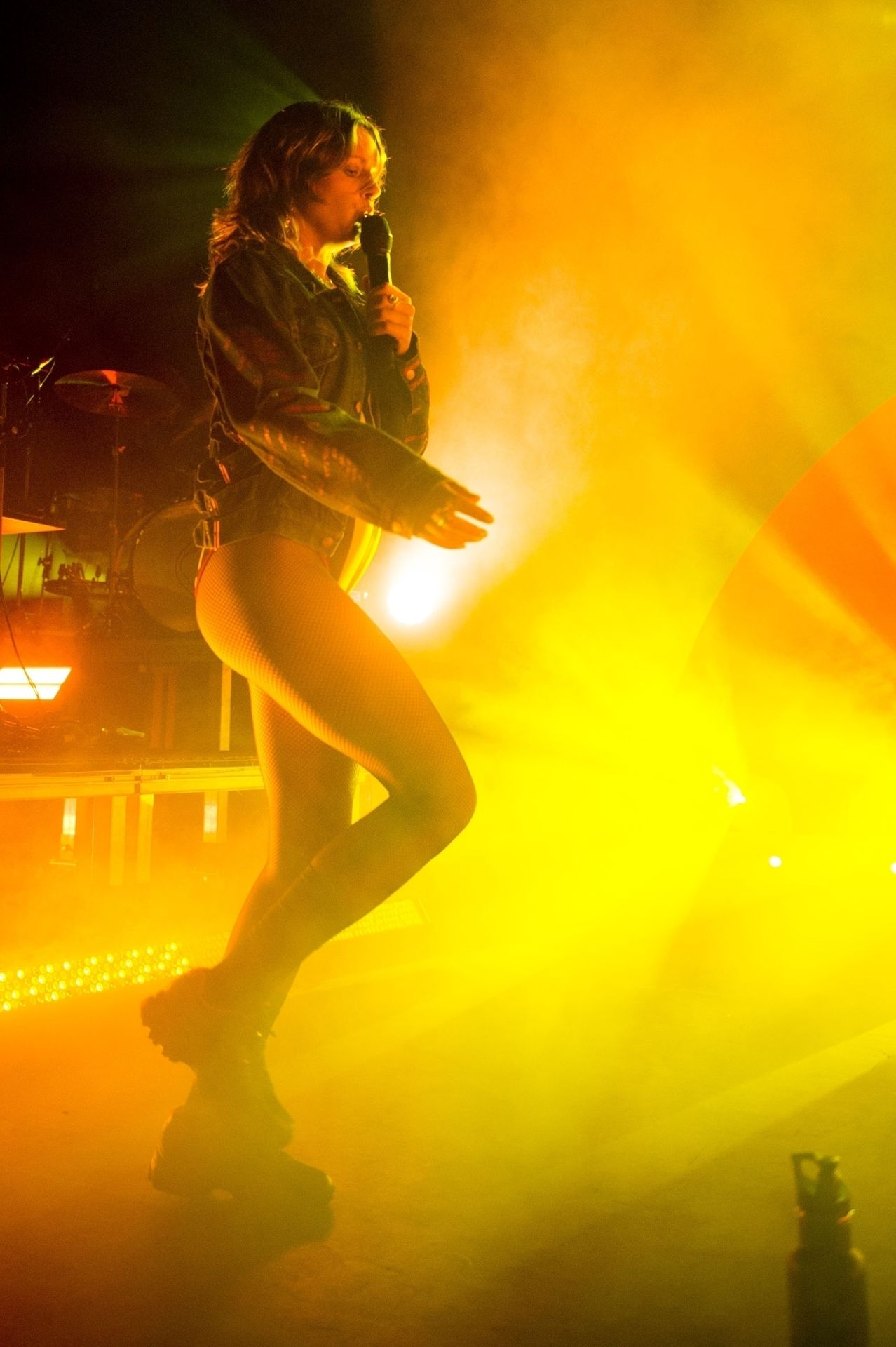 Tove Lo Is In Concert Performing Live At O2 Forum Kentish Town In London 0067