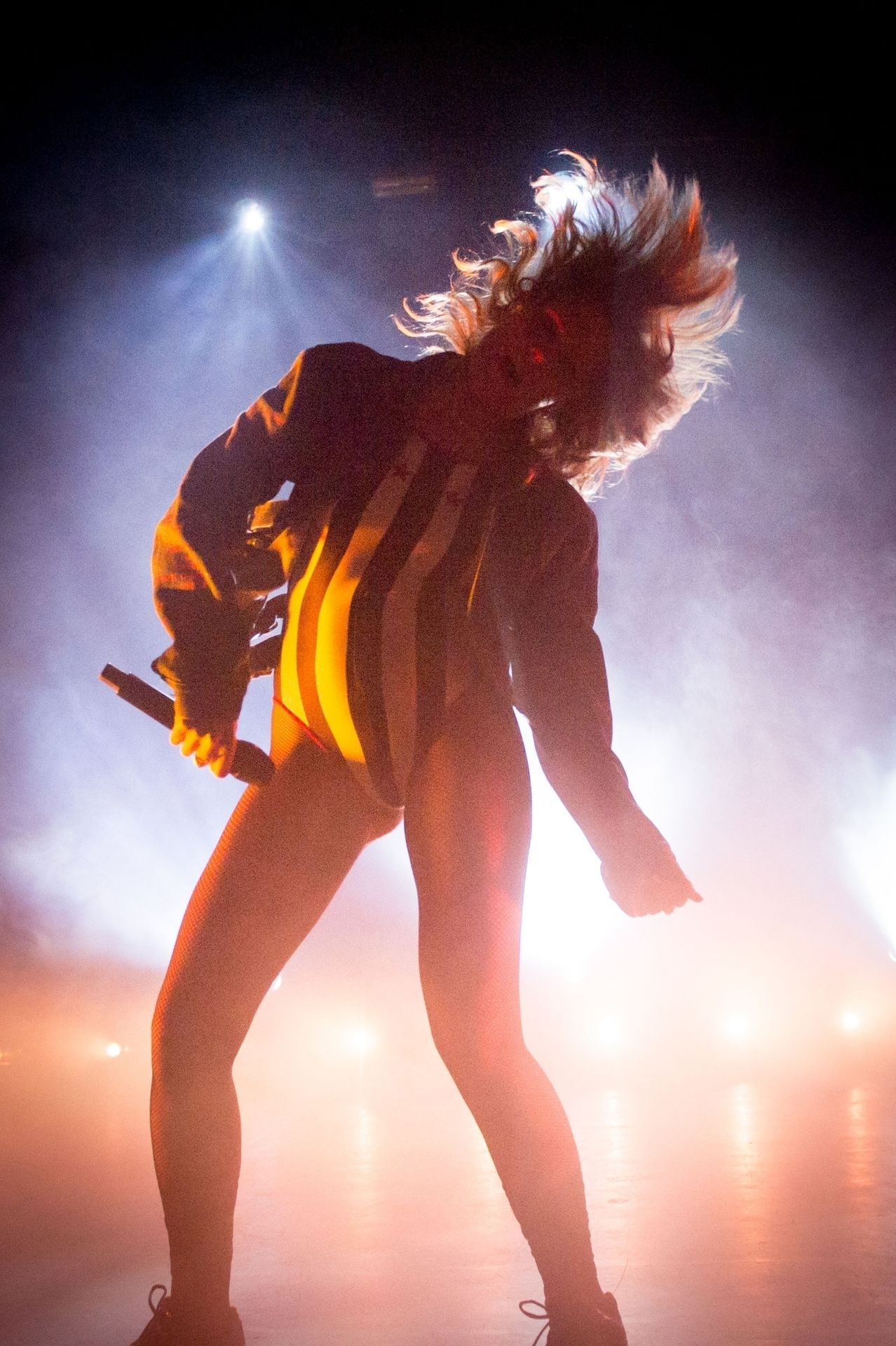 Tove Lo Is In Concert Performing Live At O2 Forum Kentish Town In London 0071
