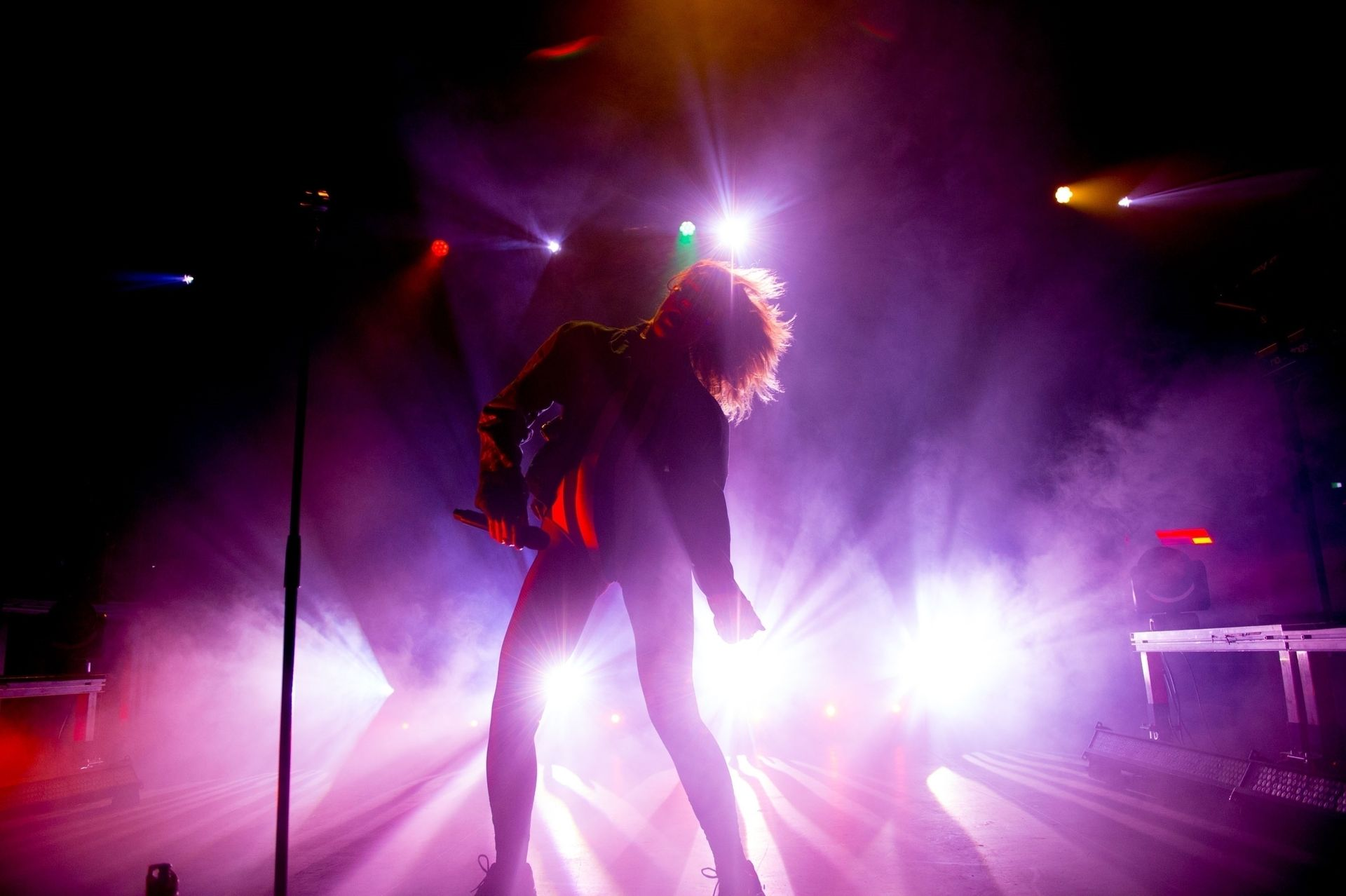 Tove Lo Is In Concert Performing Live At O2 Forum Kentish Town In London 0072