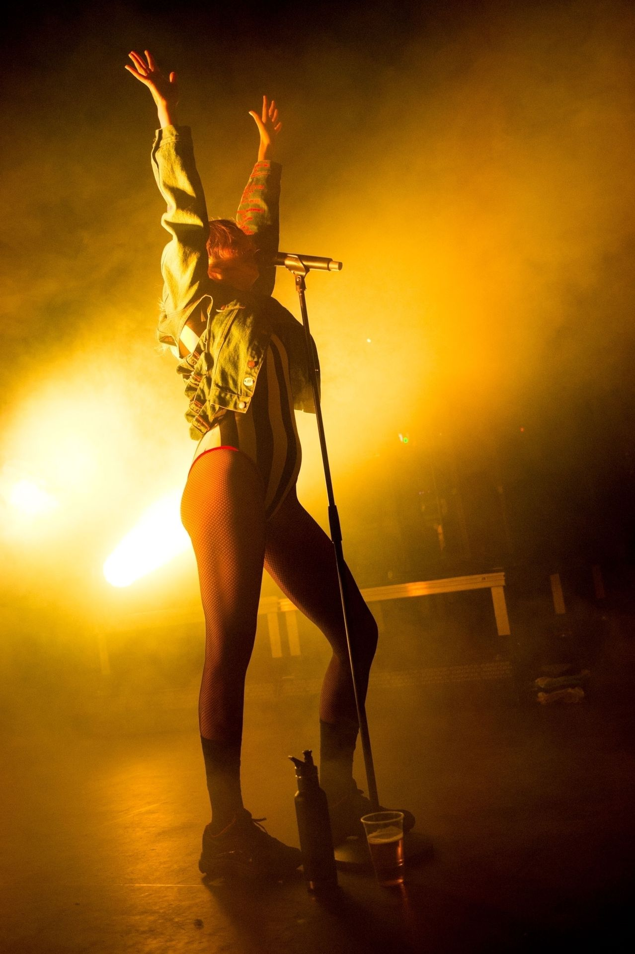 Tove Lo Is In Concert Performing Live At O2 Forum Kentish Town In London 0073