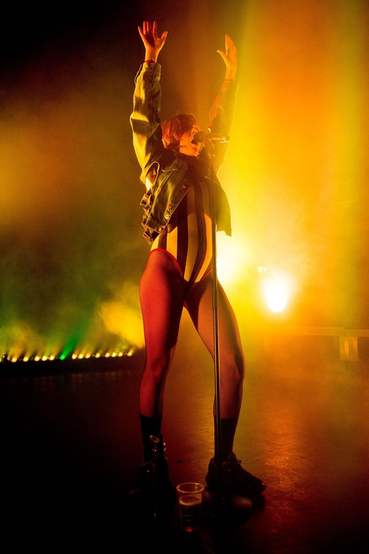 Tove Lo Is In Concert Performing Live At O2 Forum Kentish Town In London 0074