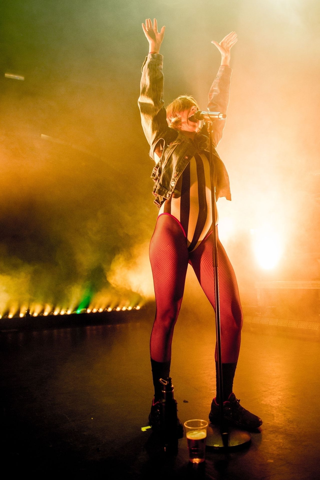 Tove Lo Is In Concert Performing Live At O2 Forum Kentish Town In London 0075