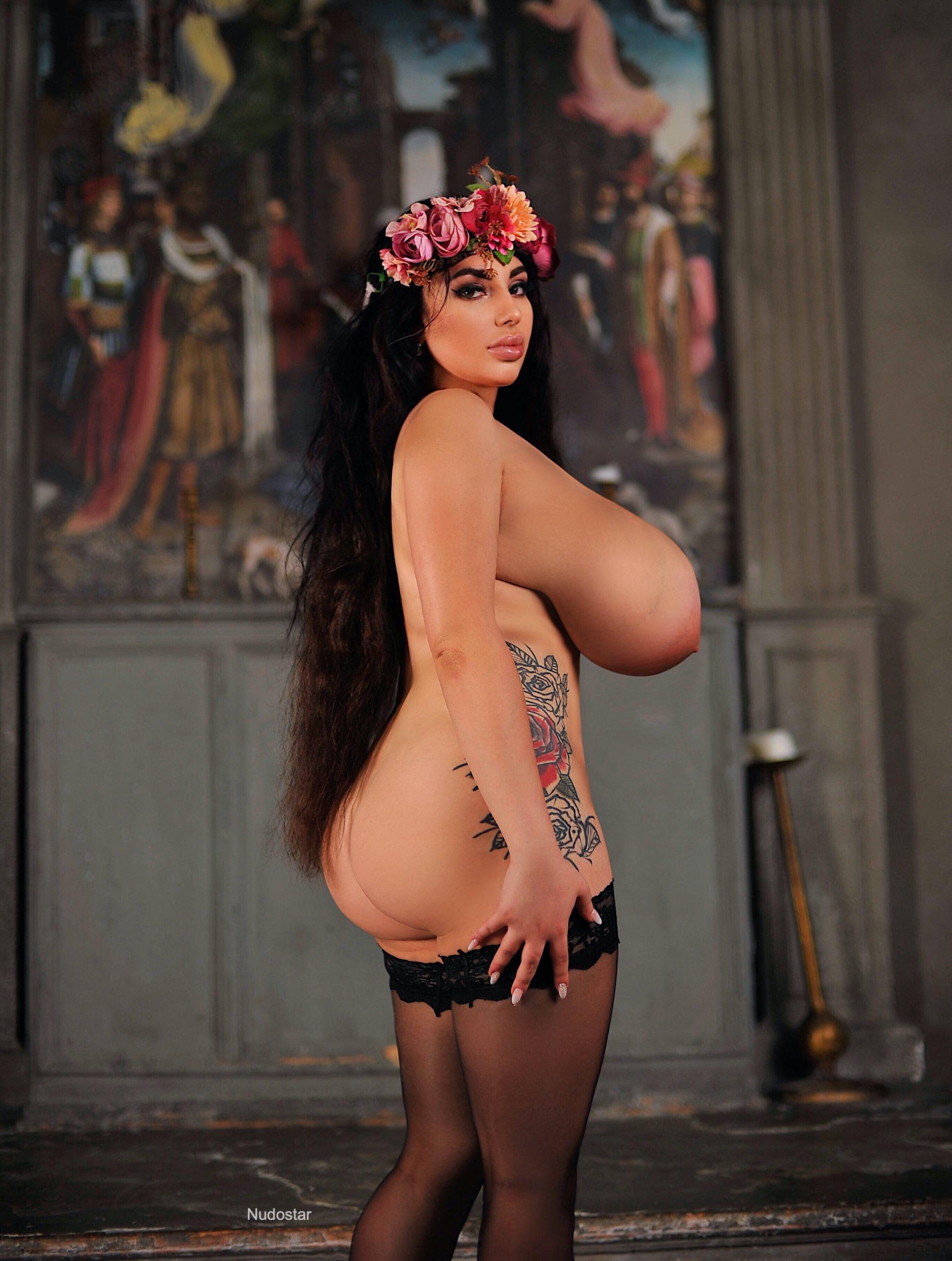 Artdikaya Anastasya Berthier Patreon & Onlyfans Nudes Leaks 0009