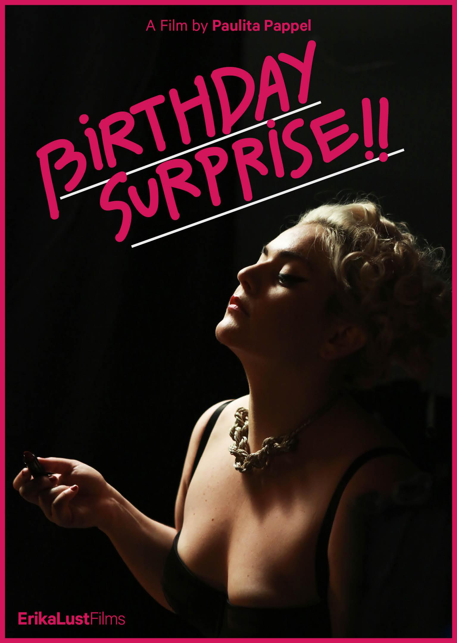 Birthday Surprise Xconfessions Erika Lust