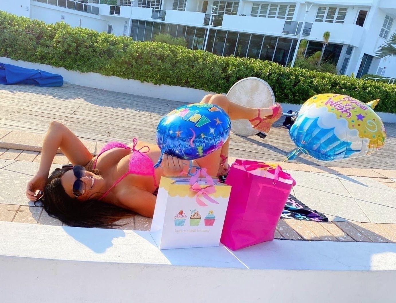 Claudia Romani Celebrates Her Birthday 0011