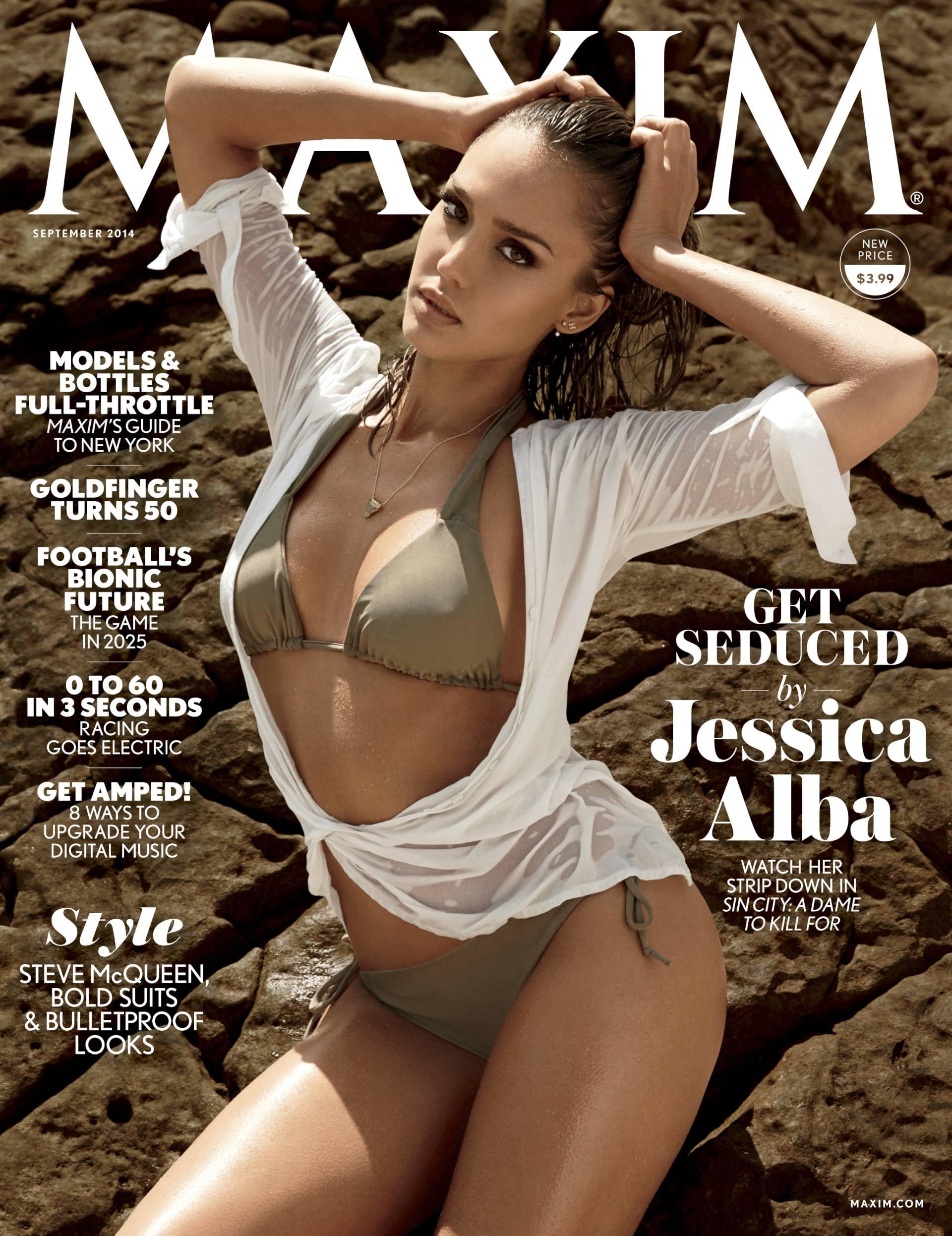 Jessica Alba – Beautiful Body In Sexy Photoshoot For Maxim Magazine (september 2014) (hq) 0005