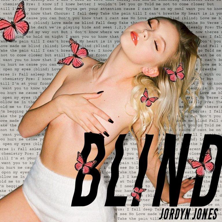 Jordyn Jones Topless Thefappening