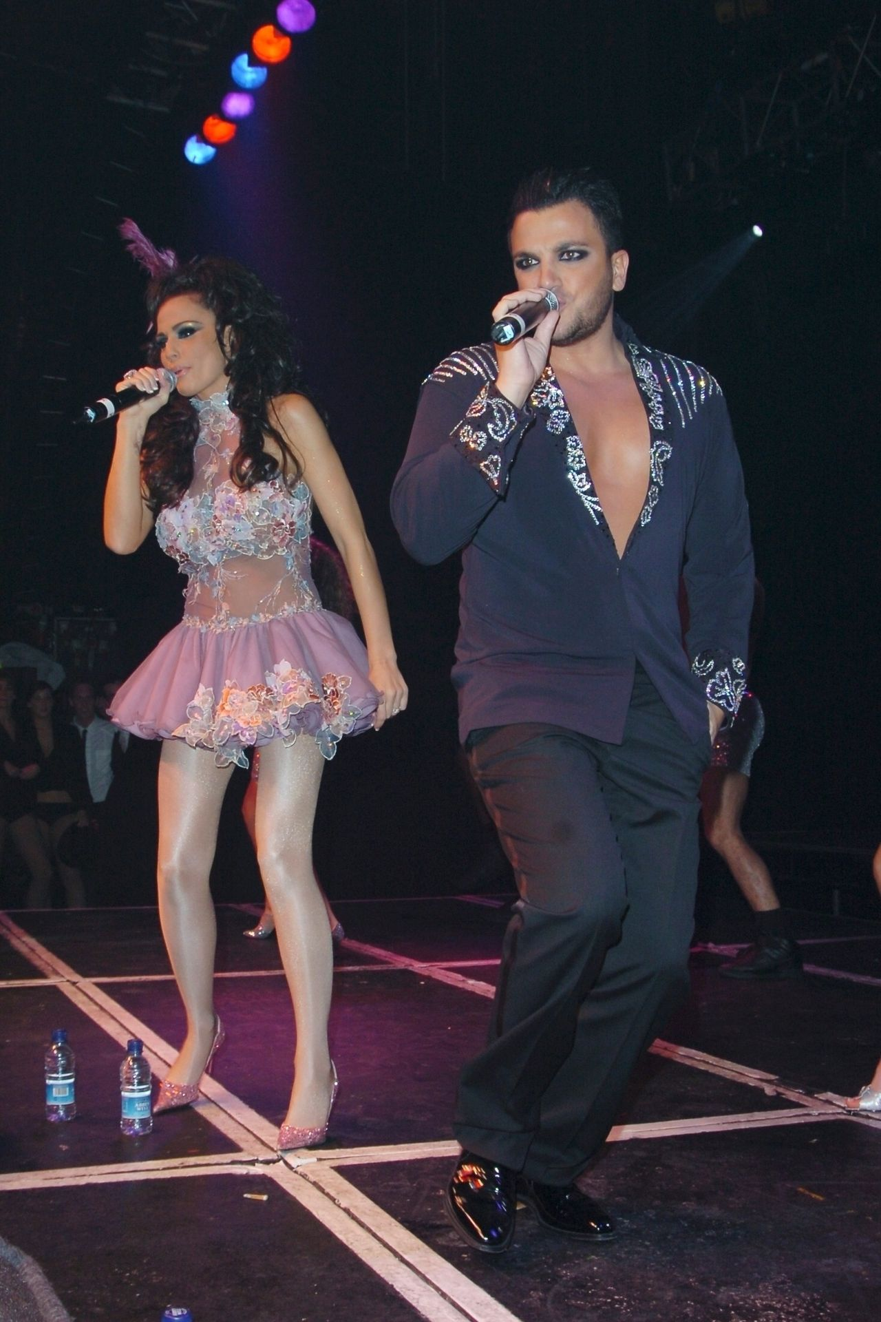 Katie Price & Peter Andre Perform At Gay Astoria In London 0013