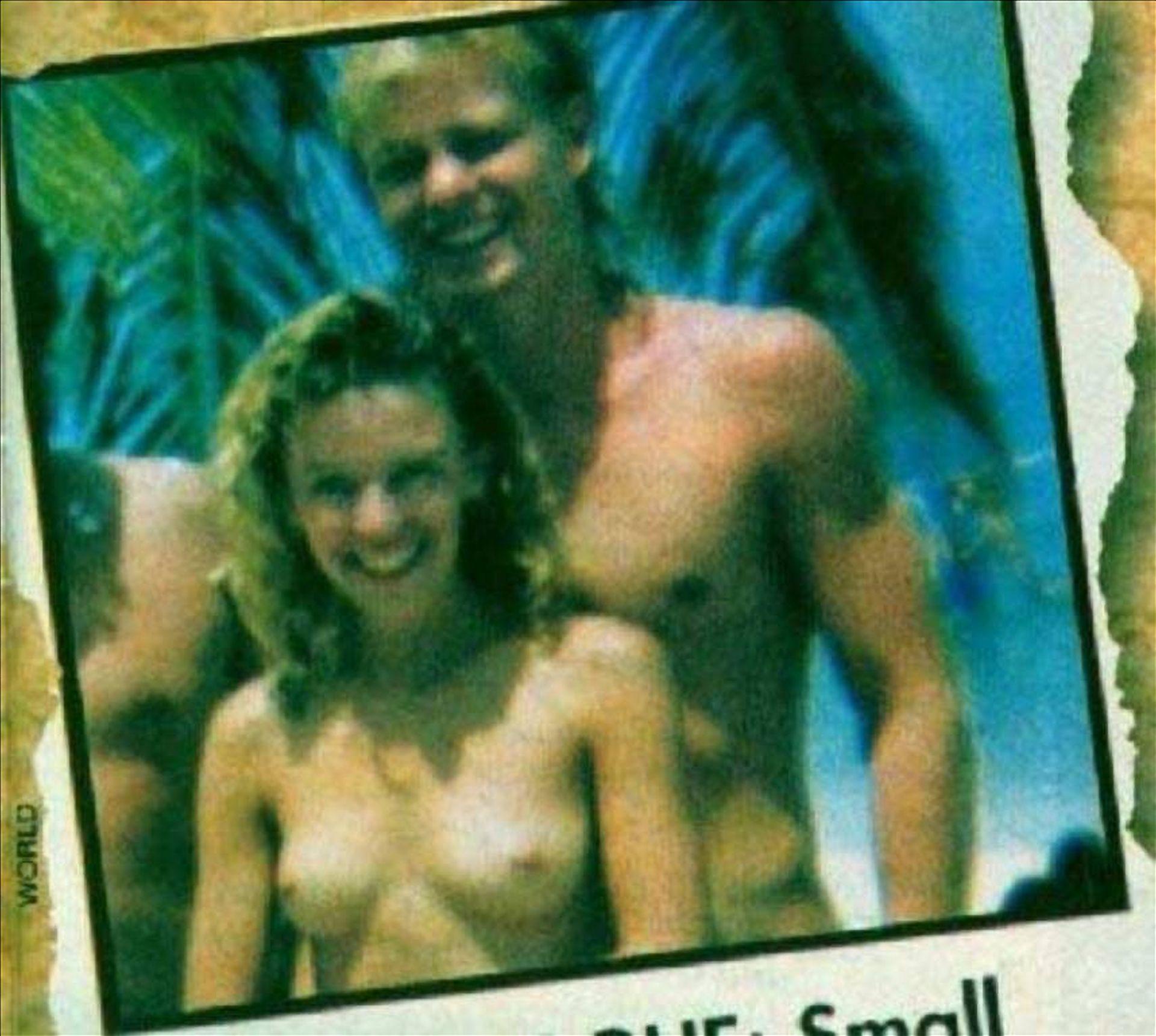 Kylie Minogue Nude 0001