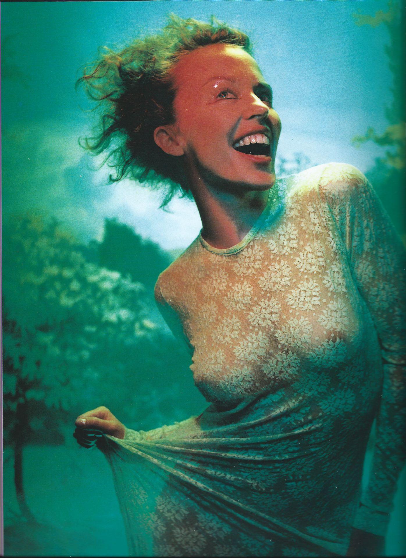 Kylie Minogue Nude 0006