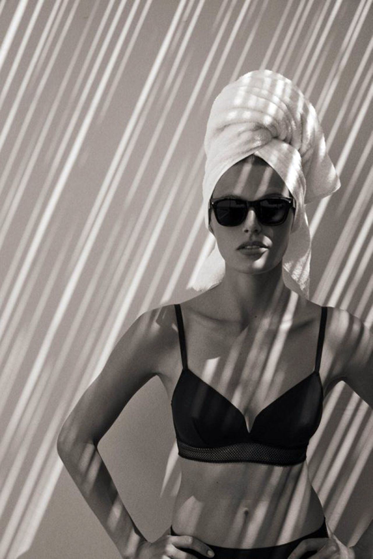Madison Headrick Is In The Campaign Of The French Swimwear Brand Eres 0006