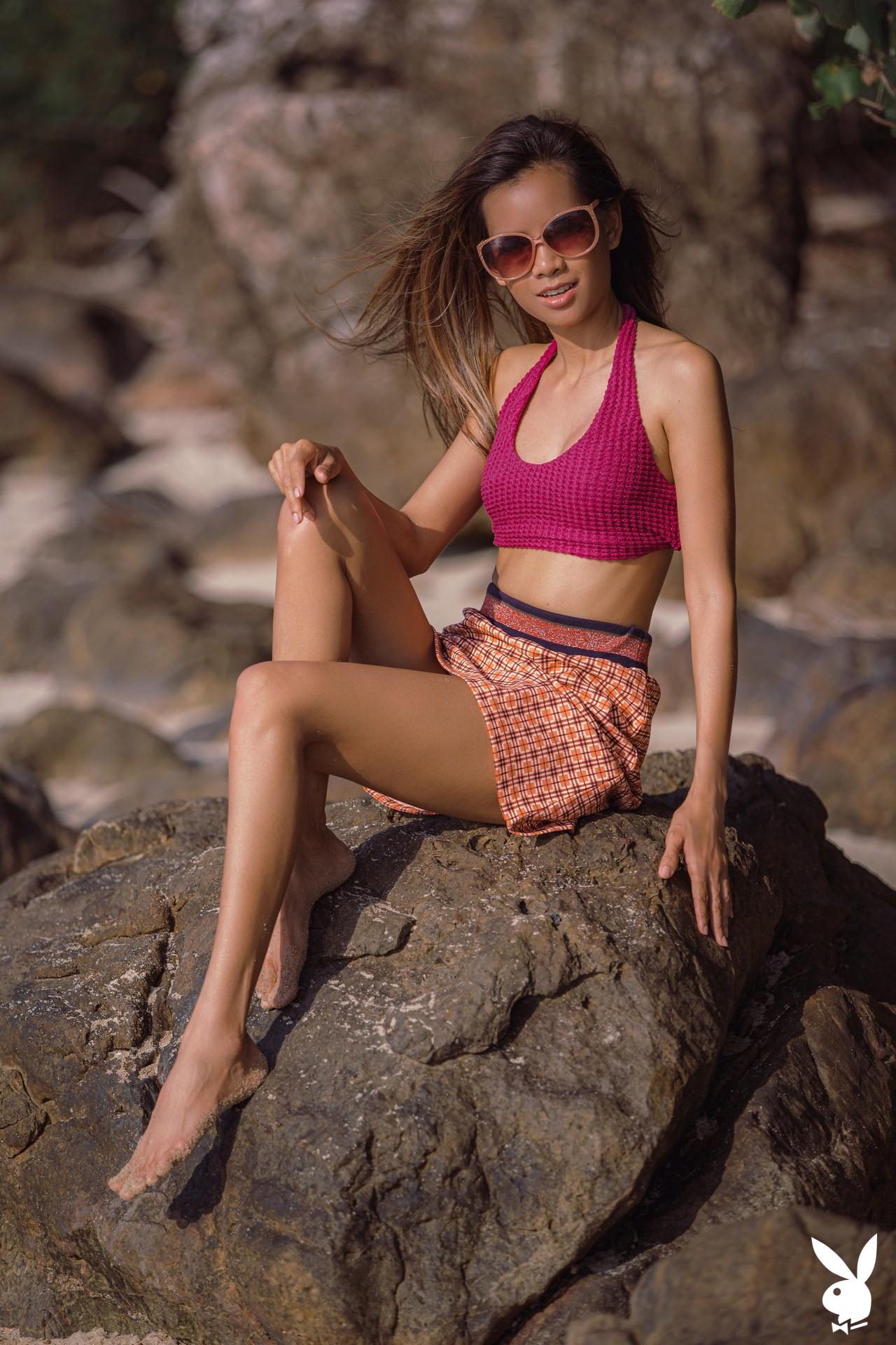 Maya Myra In Island Breeze Playboy Plus (1)