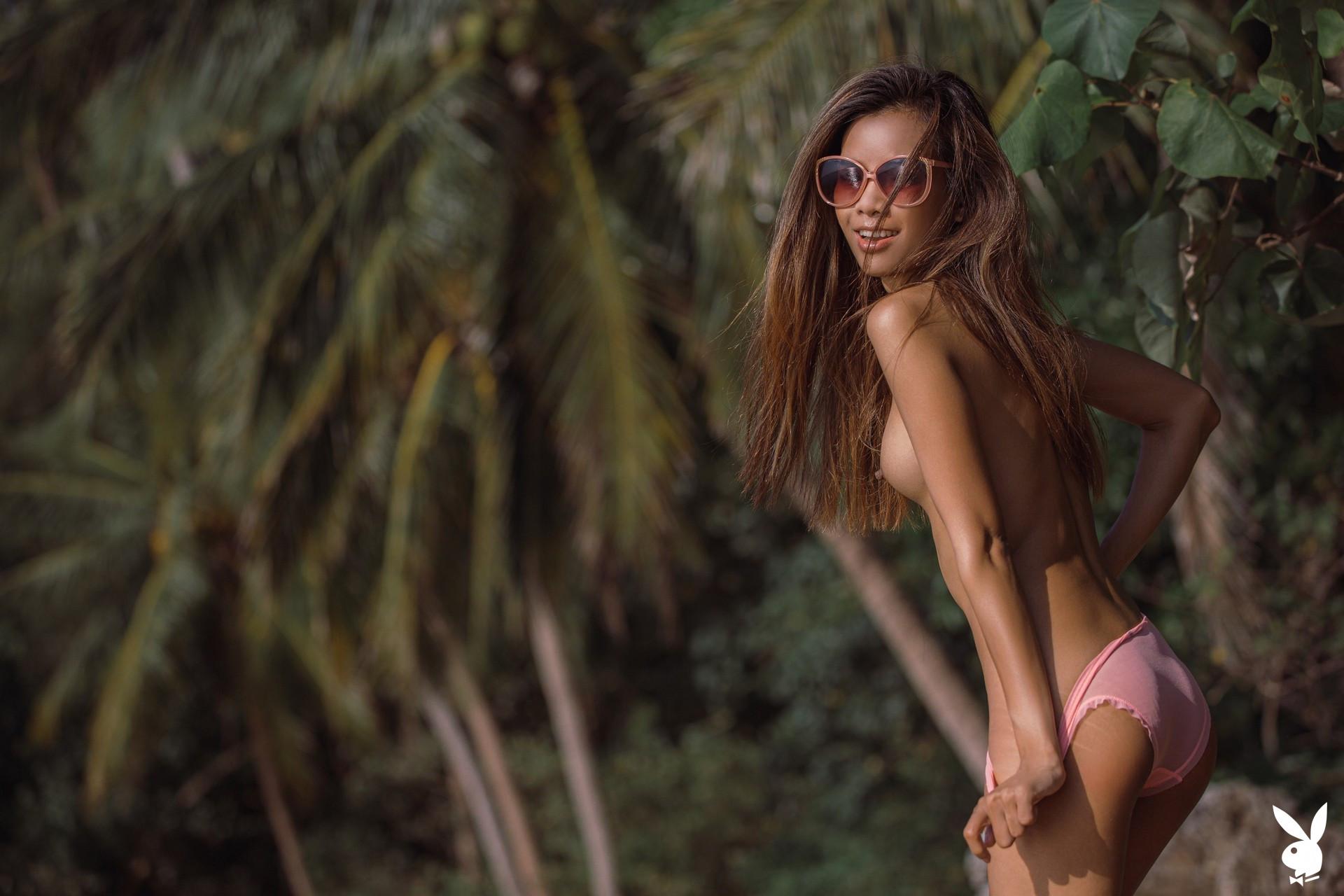 Maya Myra In Island Breeze Playboy Plus (12)