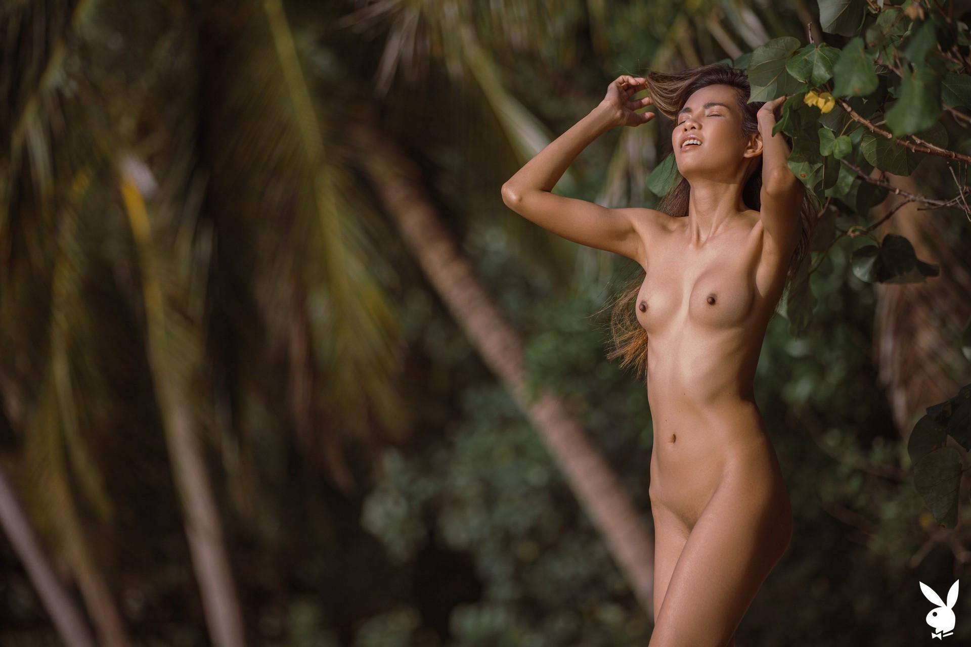 Maya Myra In Island Breeze Playboy Plus (16)