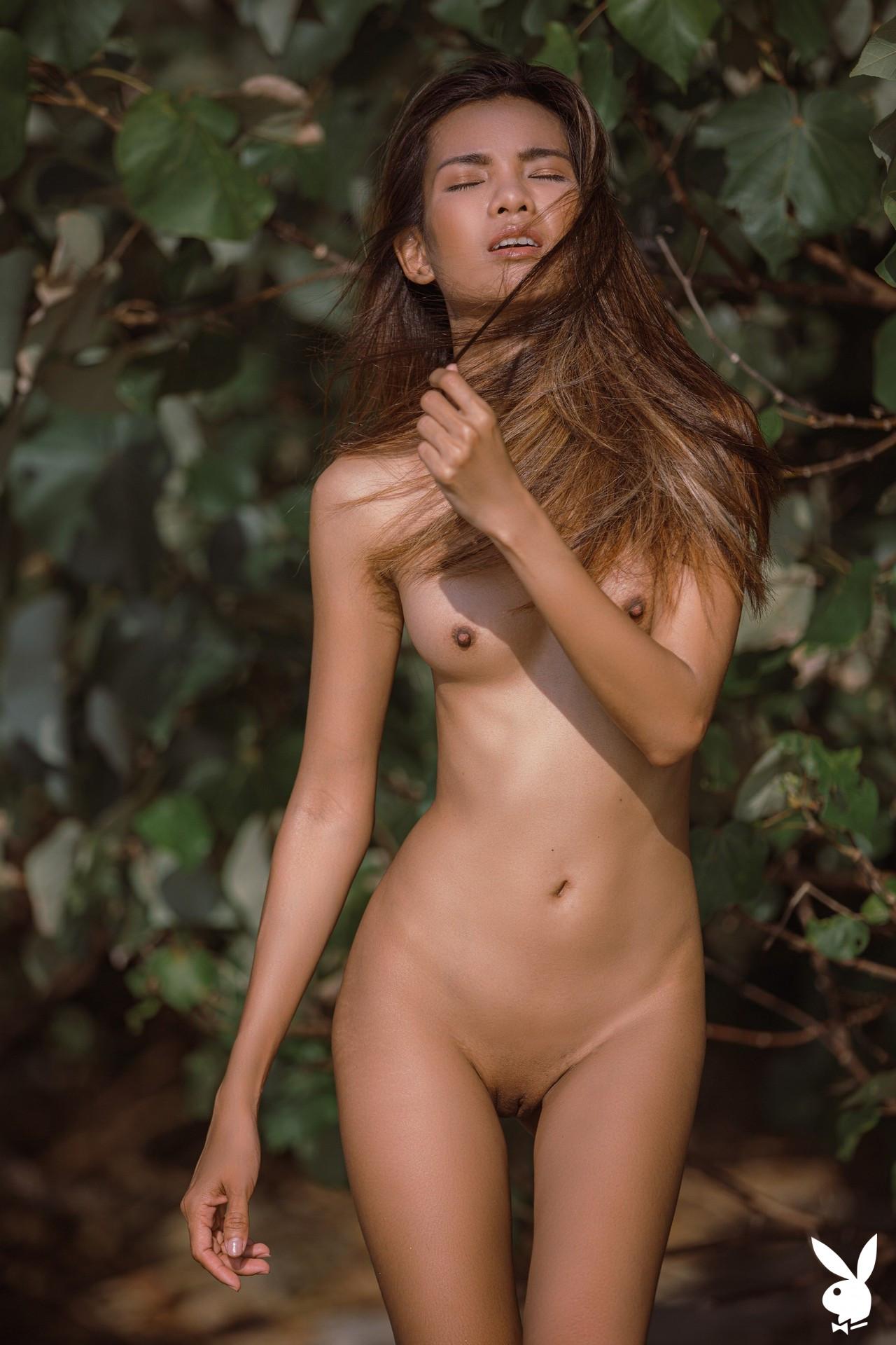 Maya Myra In Island Breeze Playboy Plus (17)
