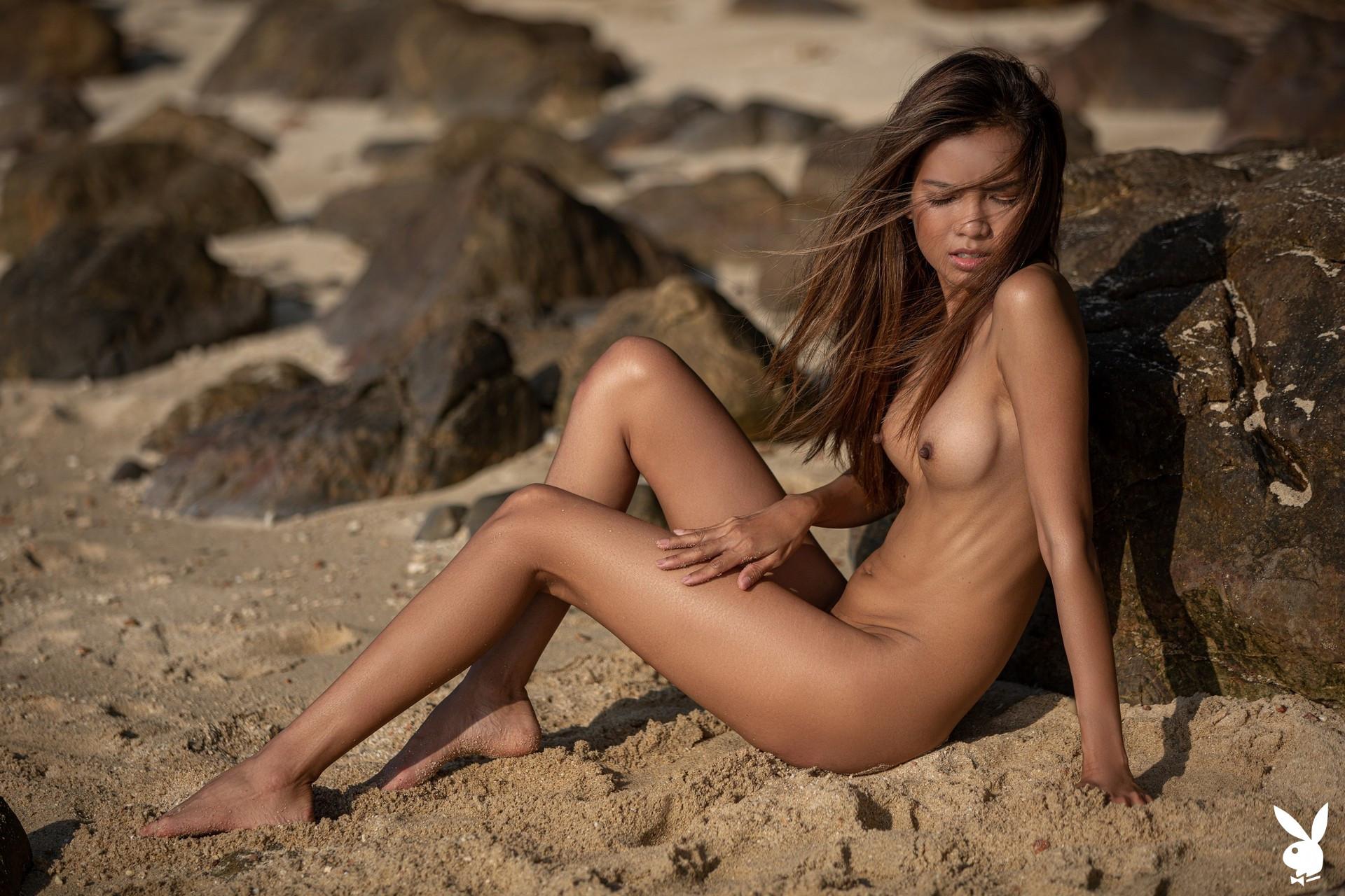 Maya Myra In Island Breeze Playboy Plus (18)