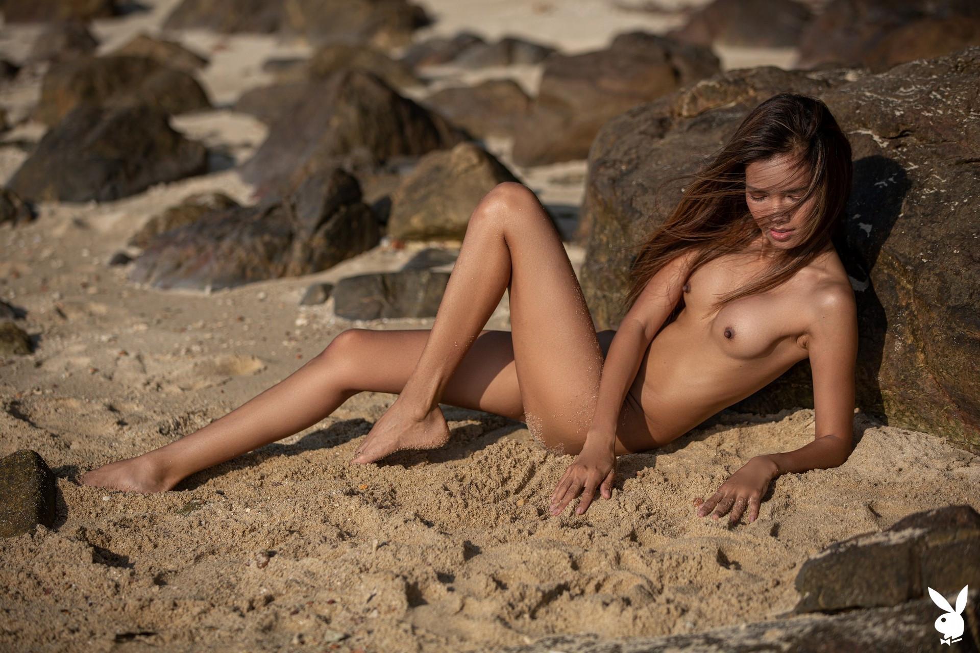 Maya Myra In Island Breeze Playboy Plus (20)