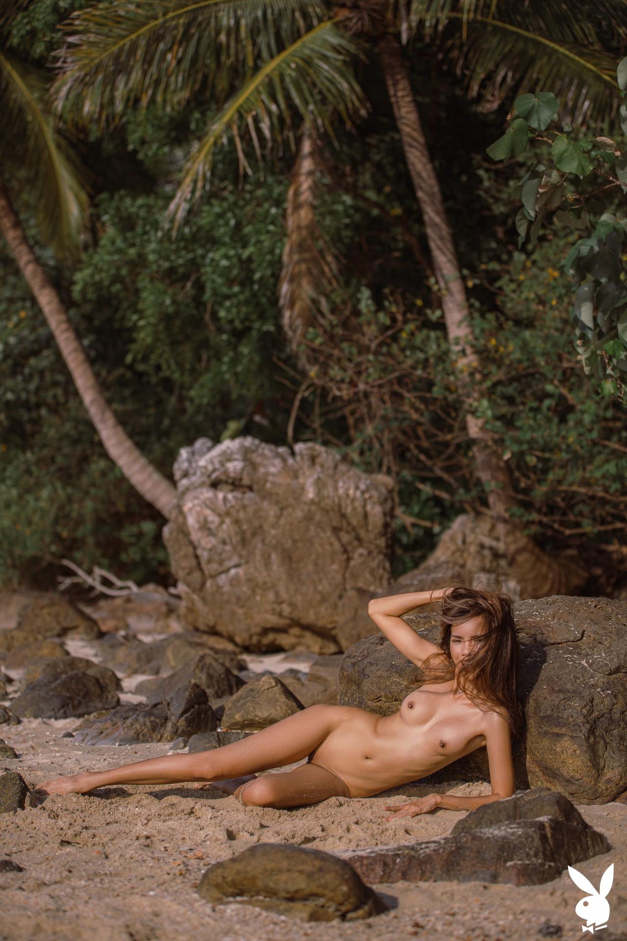 Maya Myra In Island Breeze Playboy Plus (21)