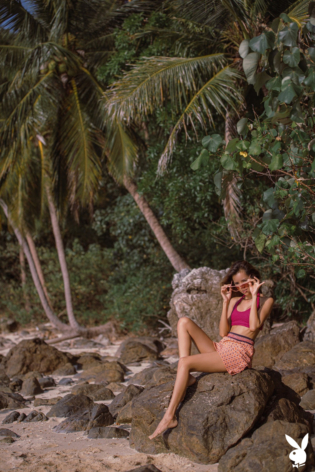 Maya Myra In Island Breeze Playboy Plus (3)