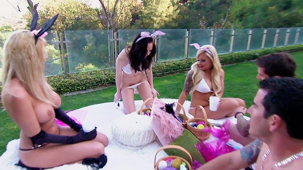 Playboy Tv, Foursome, Season 5, Ep. 1