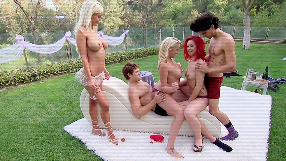 Playboy Tv, Foursome, Season 5, Ep. 6