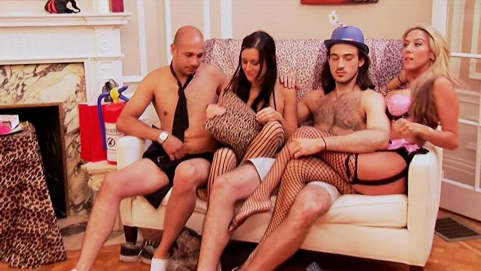 Playboy Tv, Foursome, Season 4, Ep. 7