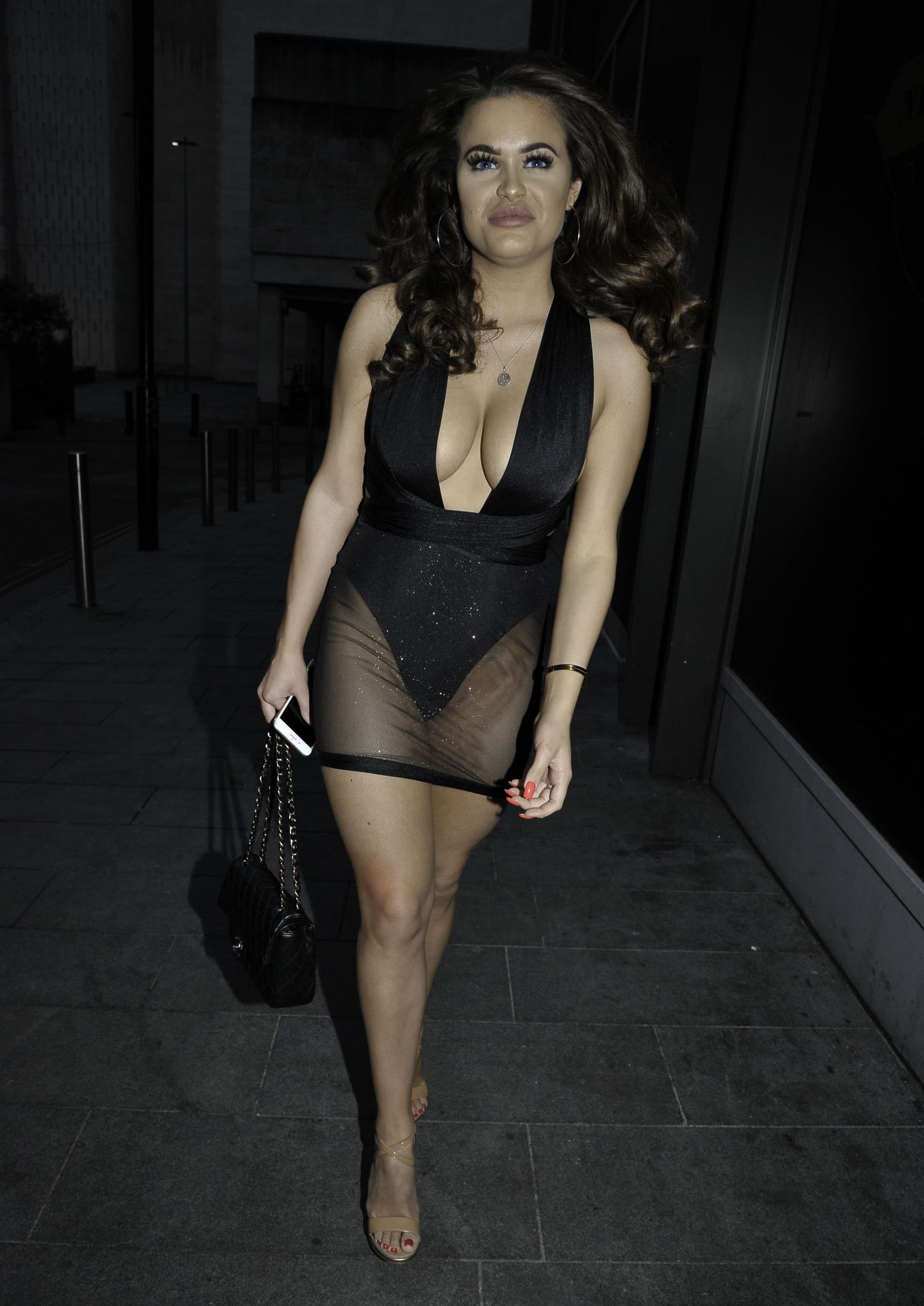 Rhianne Saxby & Sarah Longbottom Look Hot In Manchester 0024