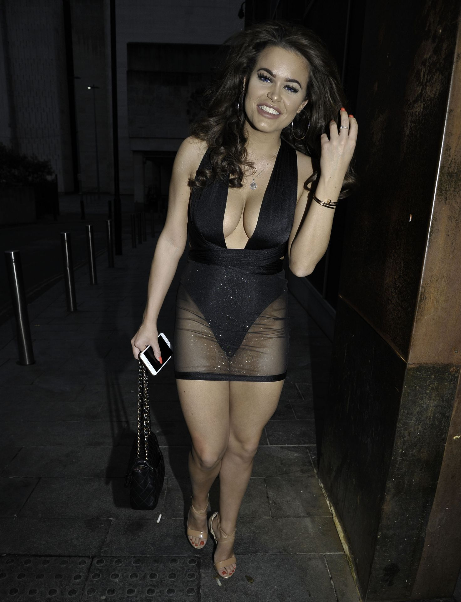 Rhianne Saxby & Sarah Longbottom Look Hot In Manchester 0026