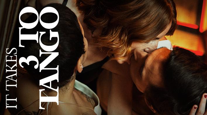 Xconfessions By Erika Lust, It Takes Three To Tango