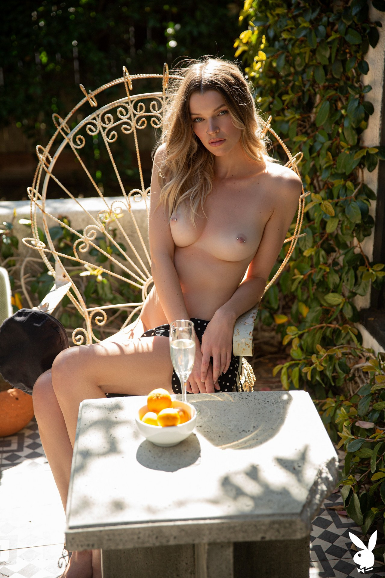 Brooke Lorraine In Tranquil Morning Playboy Plus (13)