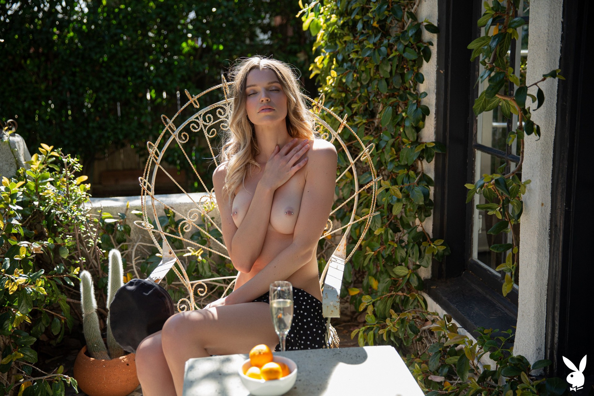 Brooke Lorraine In Tranquil Morning Playboy Plus (15)