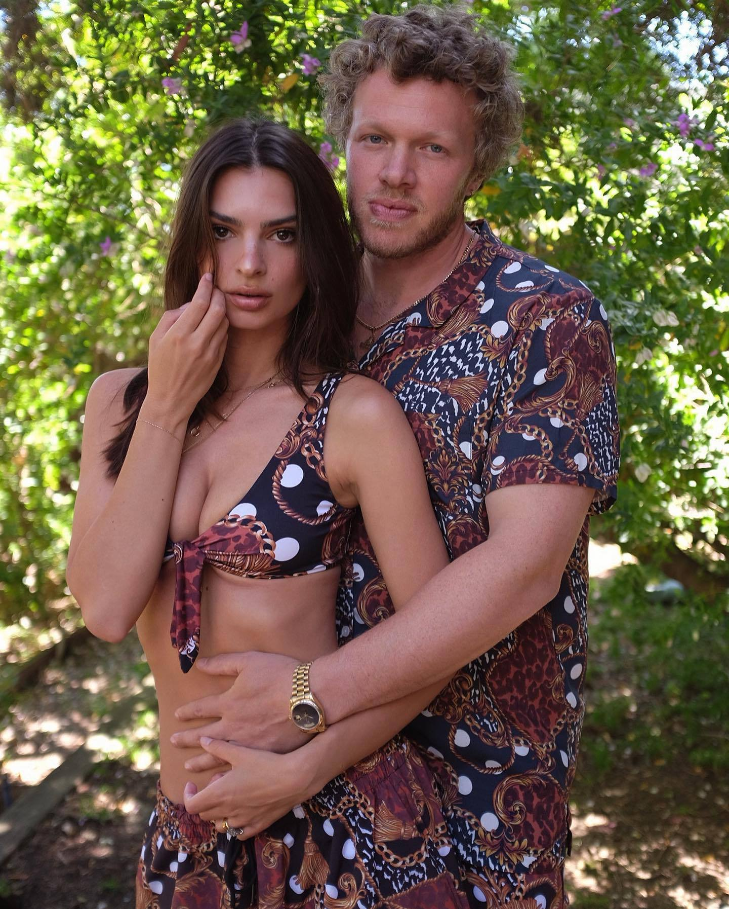 Emily Ratajkowski – Perfect Boobs In Sexy Braless Photoshoot For Inamorata Collection 0009