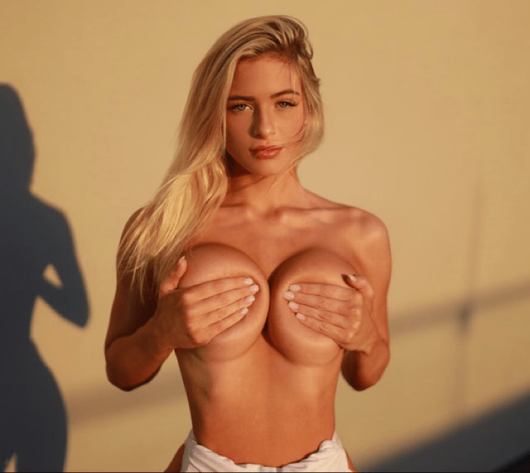 Hannah Palmer – Beautiful Body In Full Frontal Naked Photoshoot (censored) (nsfw) 0001