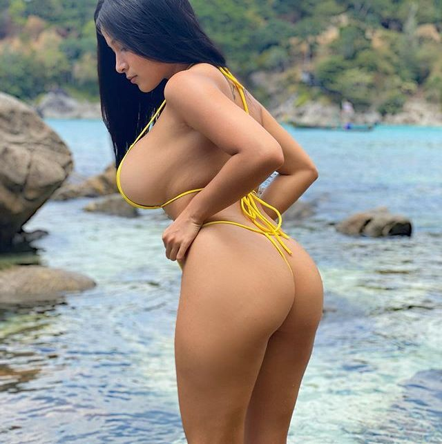 Pandora Kaaki Pandorakaaki Instagram Star Sexy Leaks 0014