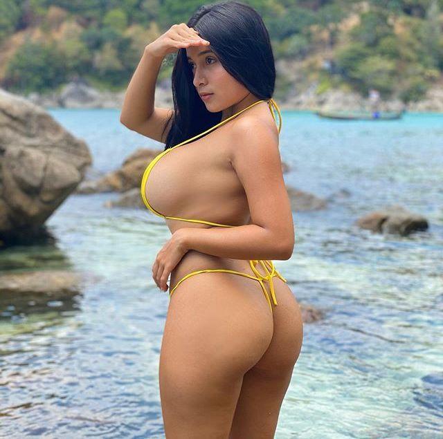 Pandora Kaaki Pandorakaaki Instagram Star Sexy Leaks 0015