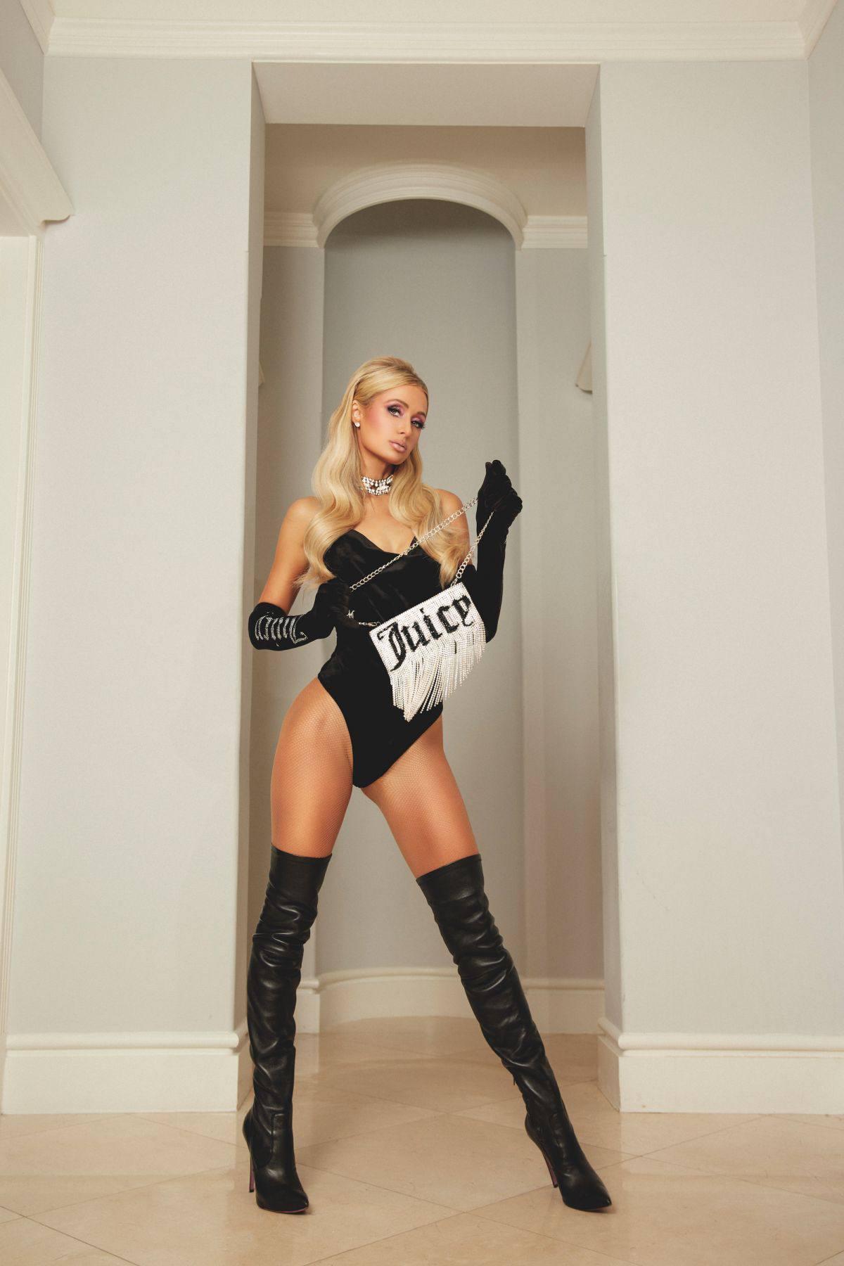 Paris Hilton – Sexy Ass For Rollacoaster Magazine Photoshoot (spring Summer 2020) 0010