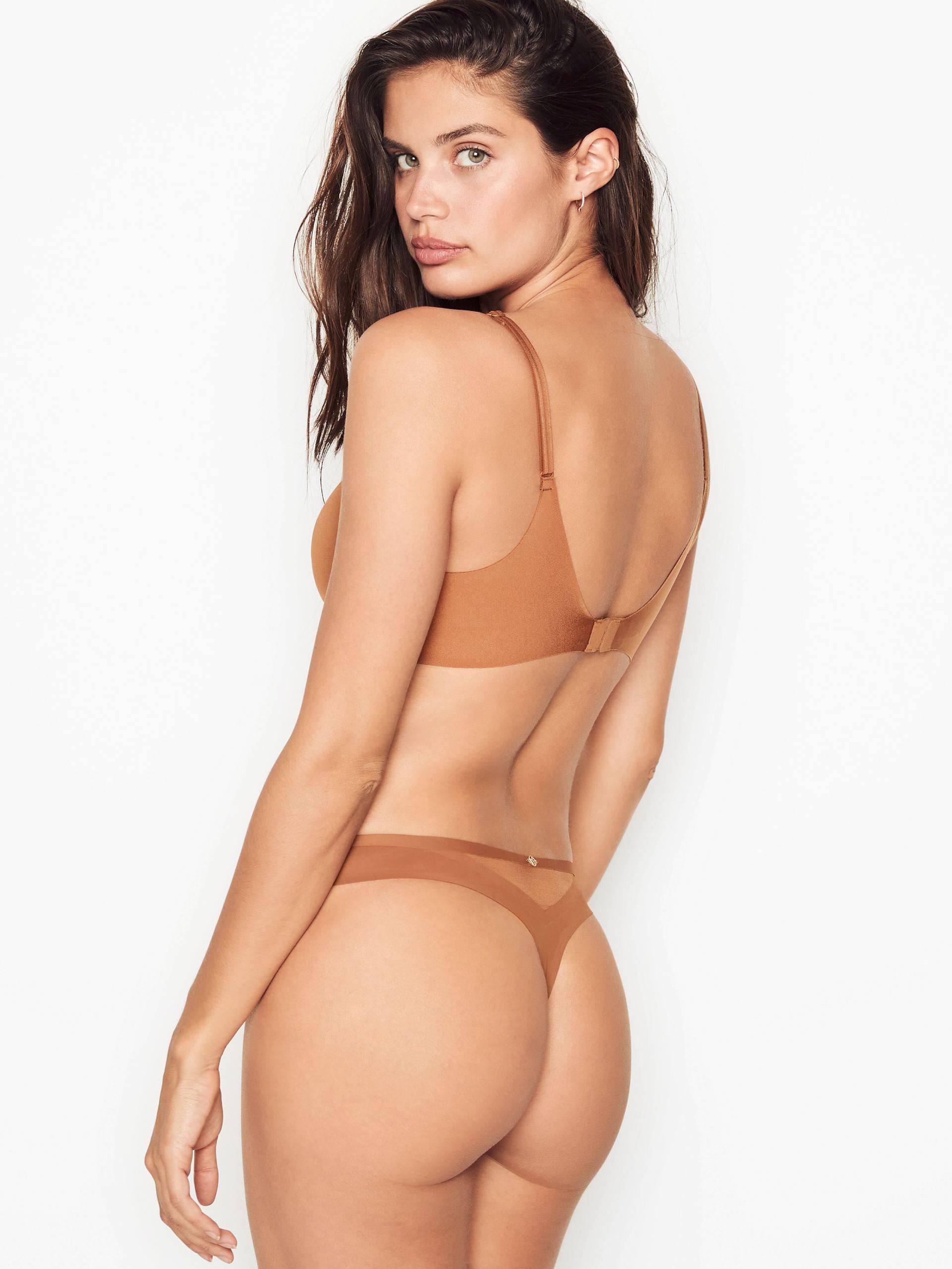 Sara Sampaio Beautiful Ass In Victoria's Secret Lingerie Photoshoot 0001