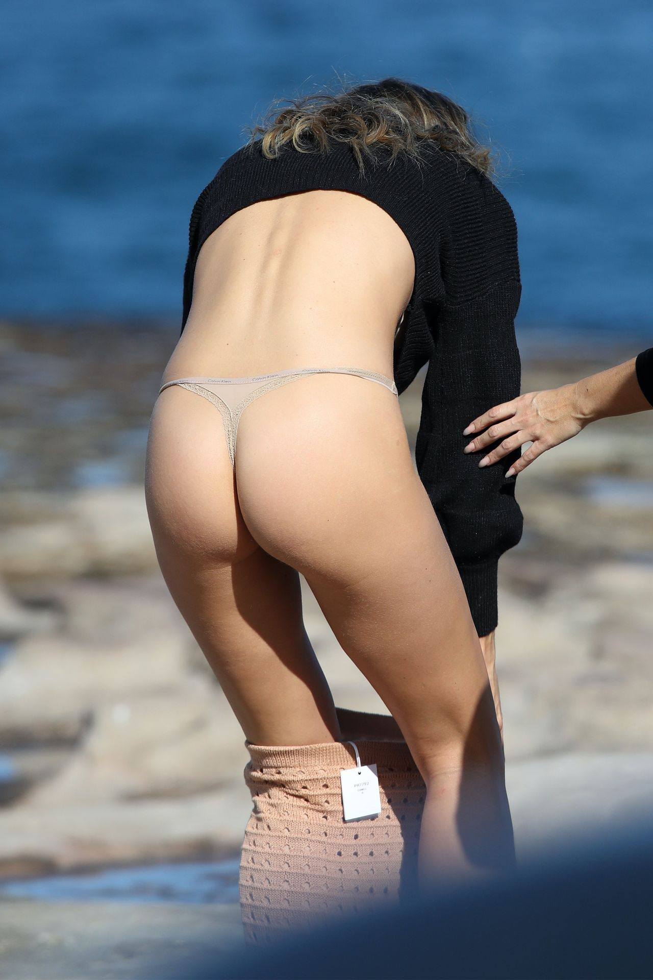 Stephanie Claire Smith – Sexy Big Camel Toe In Panties At Photoshoot In Sydney 0019