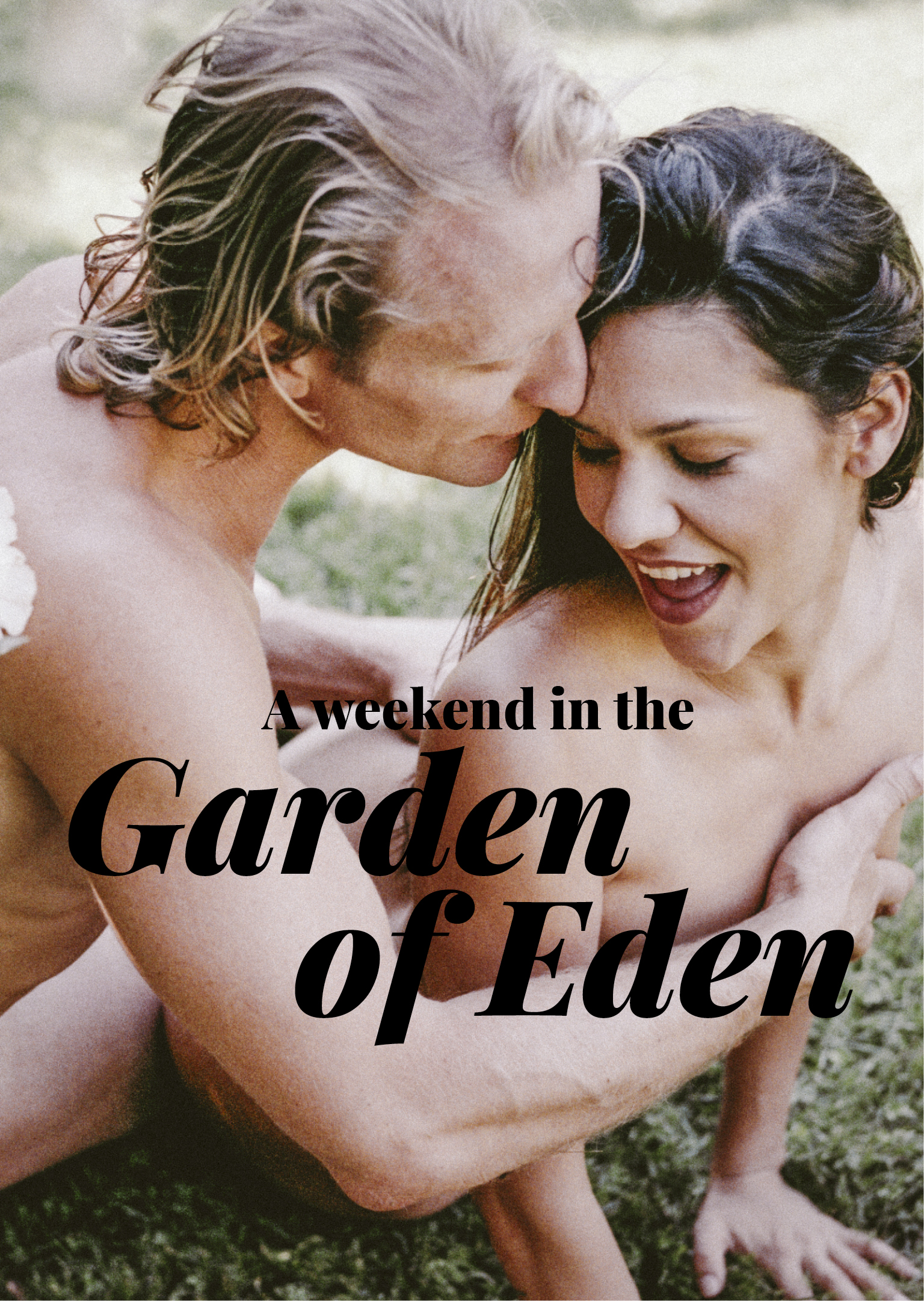 Xconfessions By Erika Lust, A Weekend In The Garden Of Eden