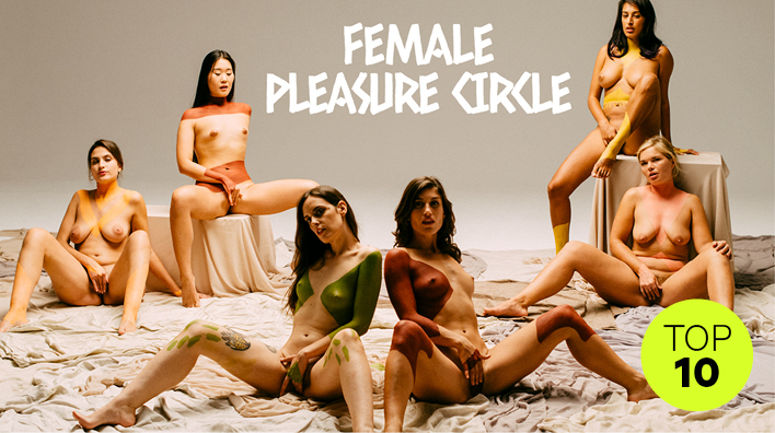 Xconfessions By Erika Lust, Female Pleasure Circle