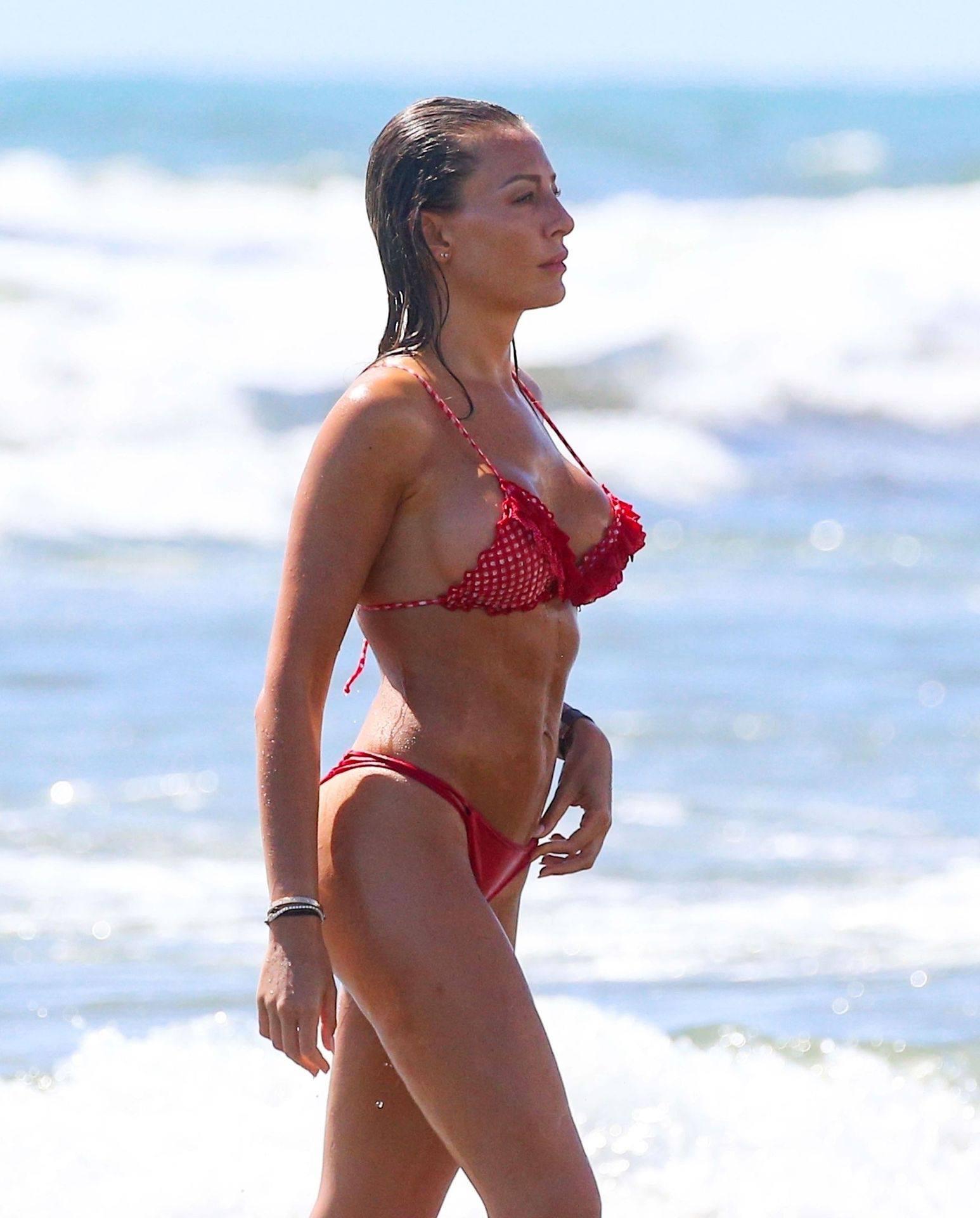Alessia Tedeschi – Beautiful Boobs In Sexy Bikini 0001