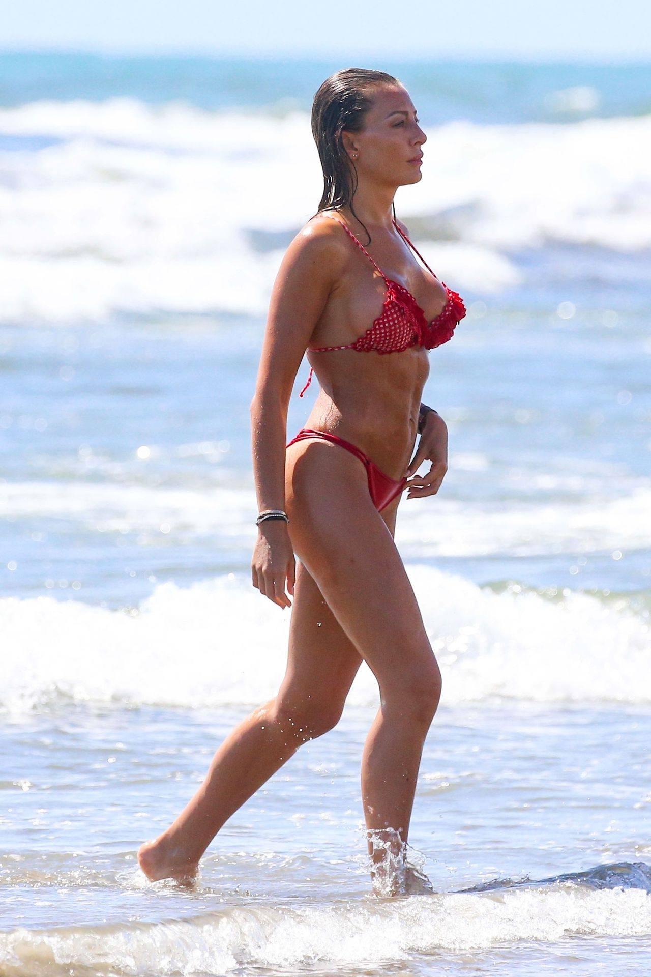 Alessia Tedeschi – Beautiful Boobs In Sexy Bikini 0010