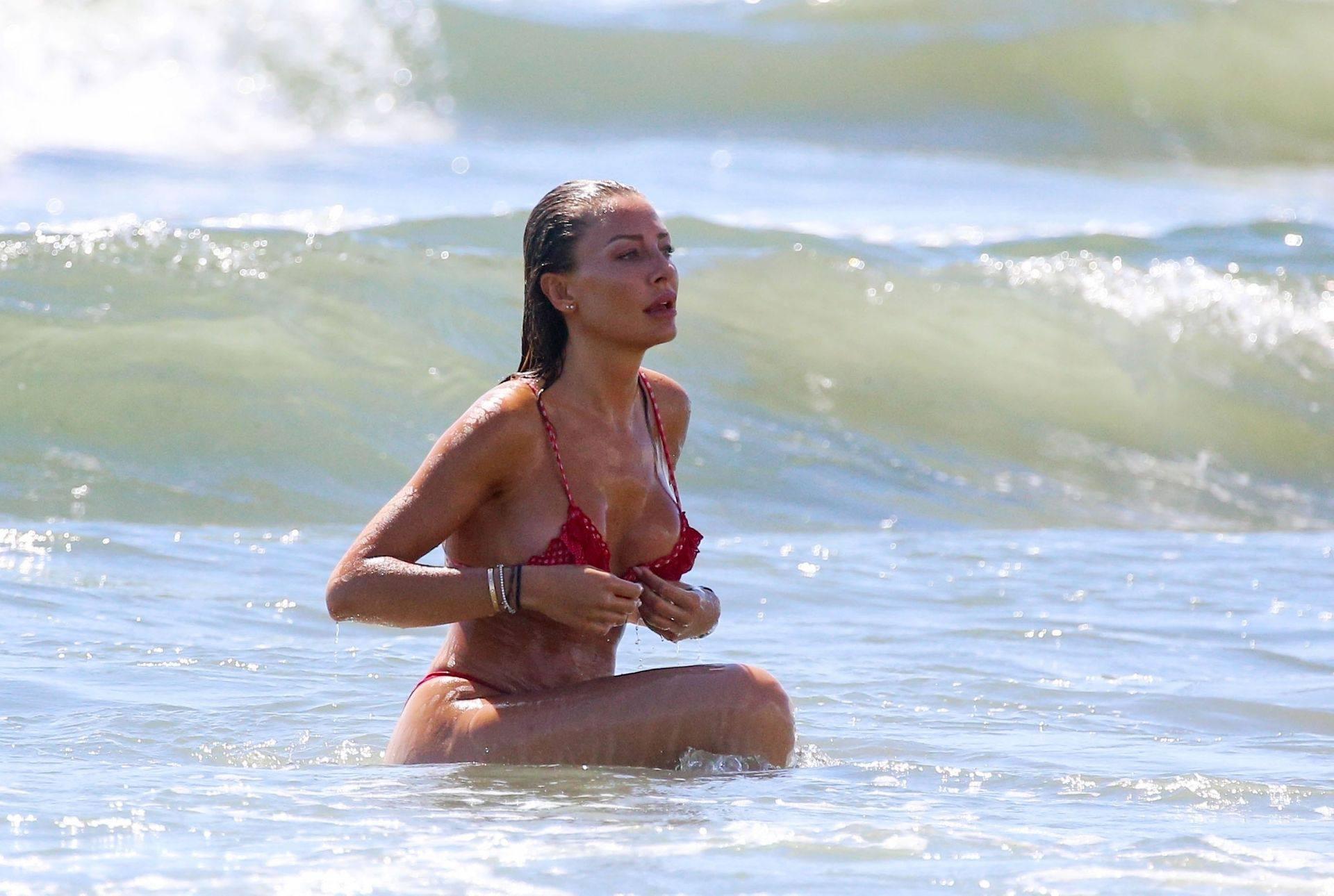 Alessia Tedeschi – Beautiful Boobs In Sexy Bikini 0016