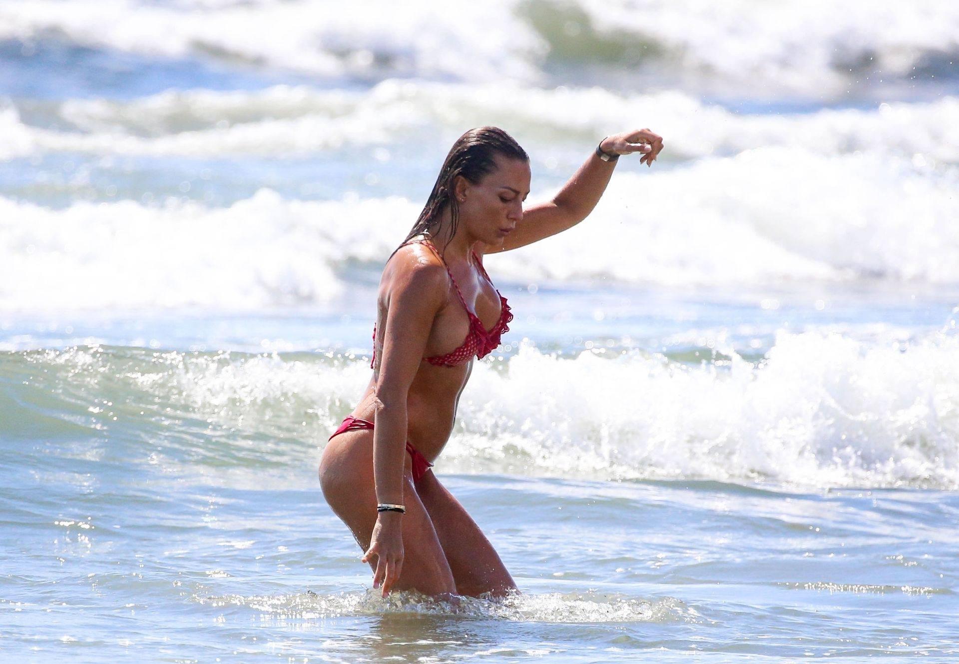 Alessia Tedeschi – Beautiful Boobs In Sexy Bikini 0017