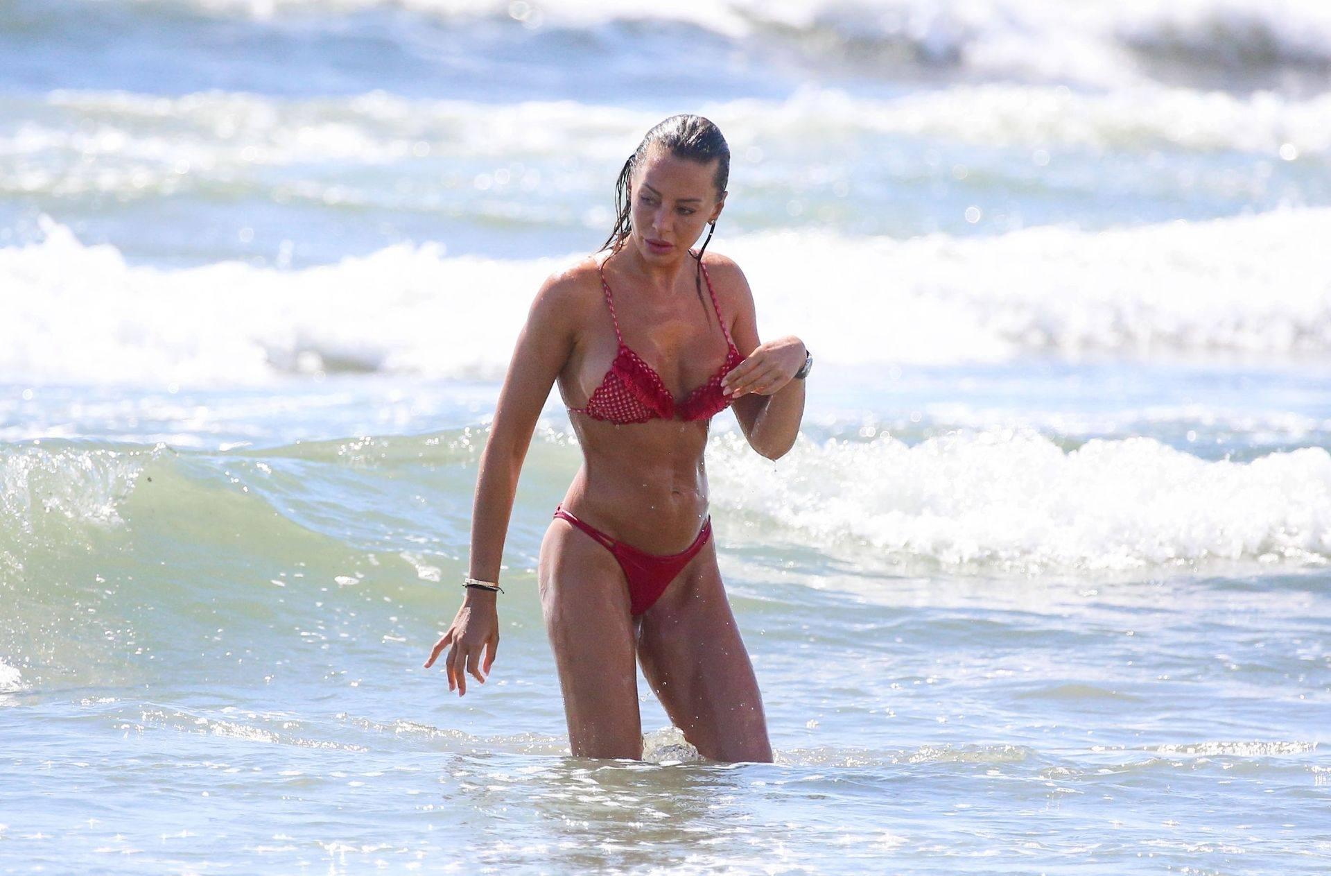 Alessia Tedeschi – Beautiful Boobs In Sexy Bikini 0020