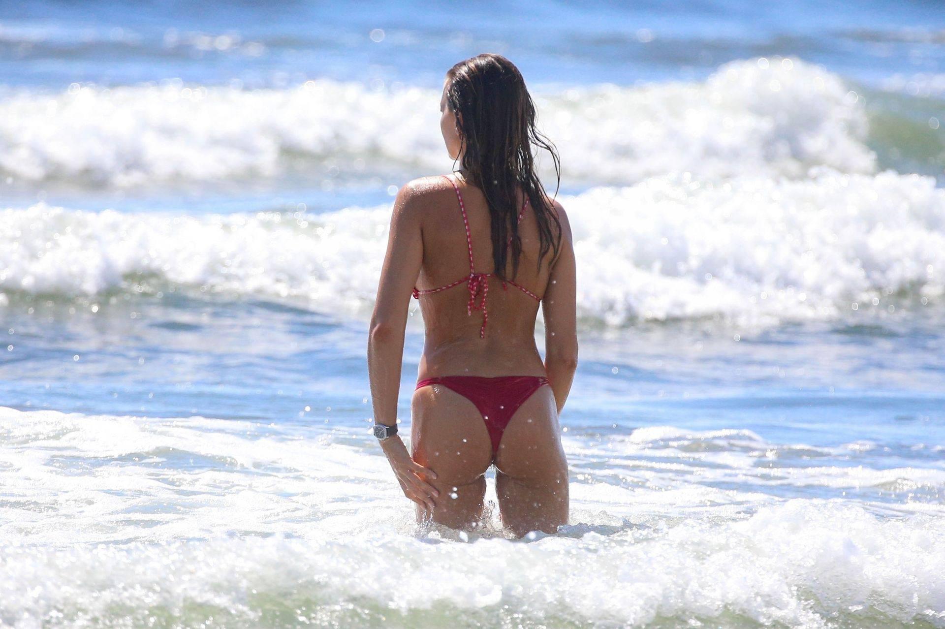 Alessia Tedeschi – Beautiful Boobs In Sexy Bikini 0024