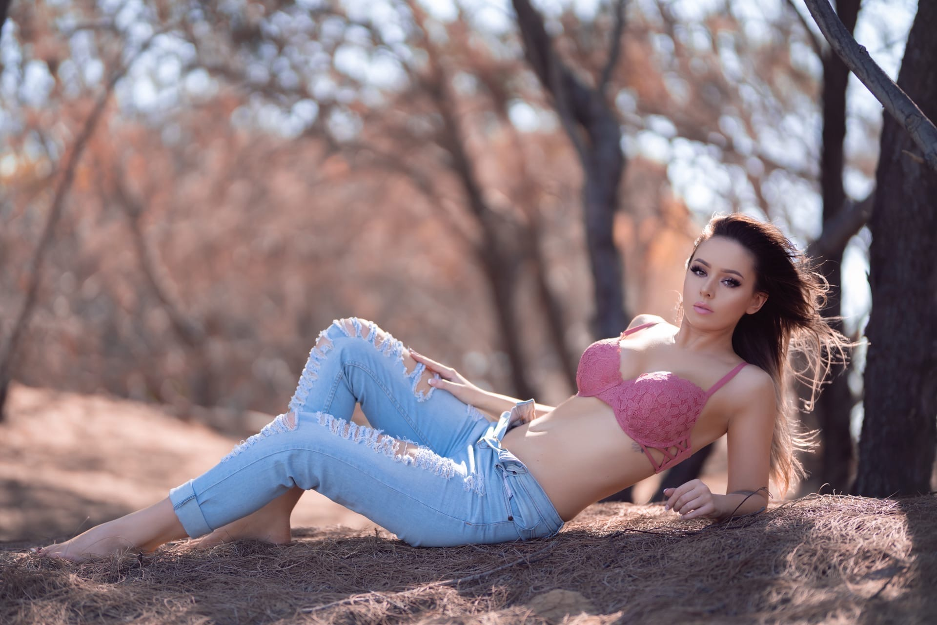 Amy Thunderbolt, Patreon, Amy Rose, Onlyfans Warm Wilderness 0056